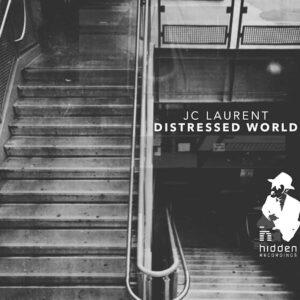 JR laurent   Distressed WORLD   041HR