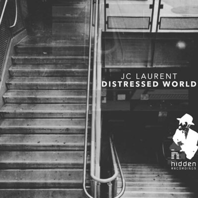 JR laurent | Distressed WORLD | 041HR