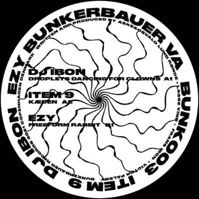 DJ IBON & ITEM 9 & EZY | V/A | BUNK003