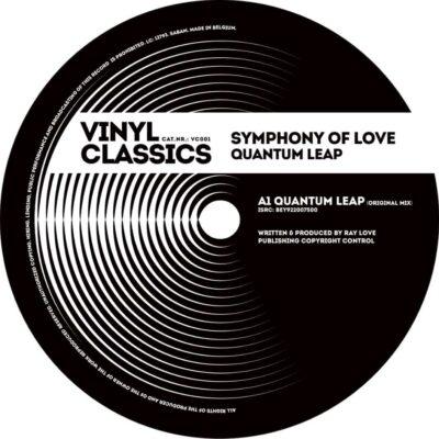 SYMPHONY OF LOVE | QUANTUM LEAP (1994) | VC001