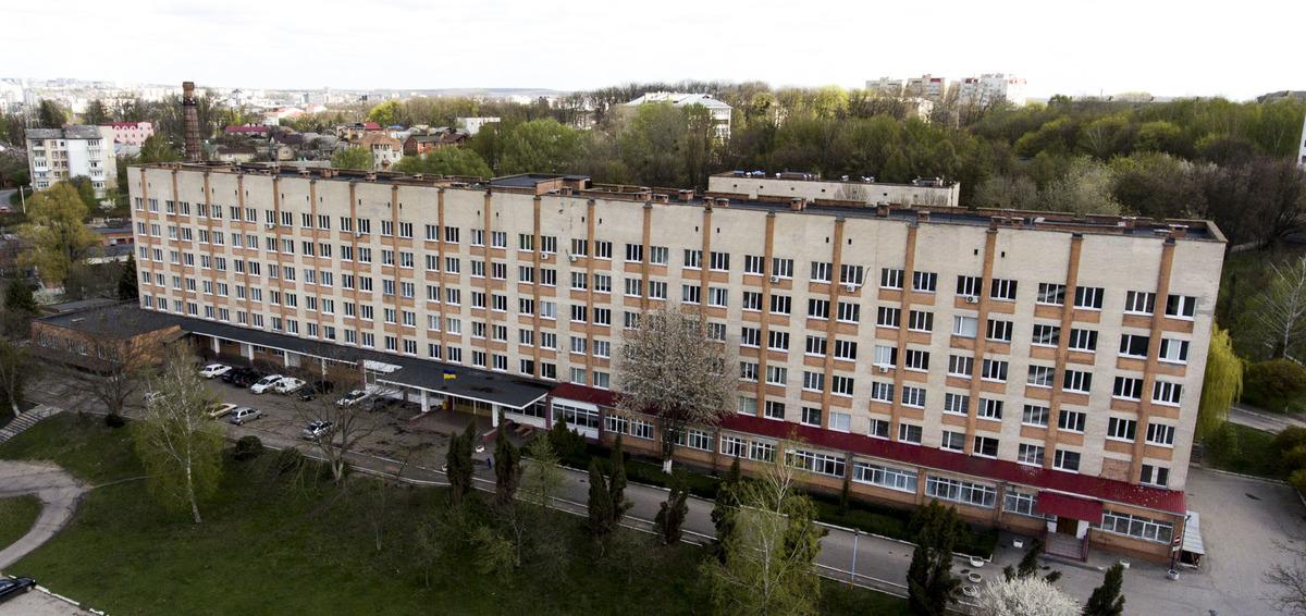 Хмельницька міська дитяча лікарня