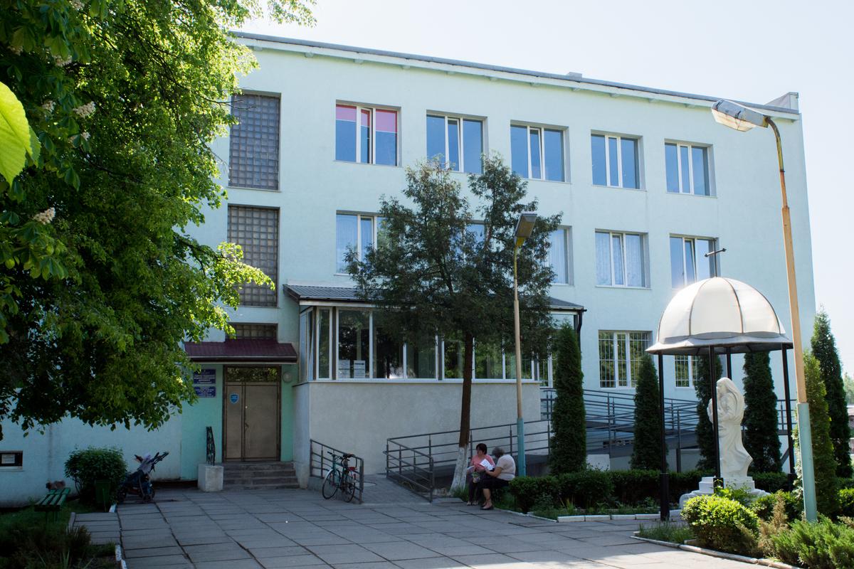 Комунальне підприємство 'Центр первинної медико-санітарної допомоги м. Червонограда'