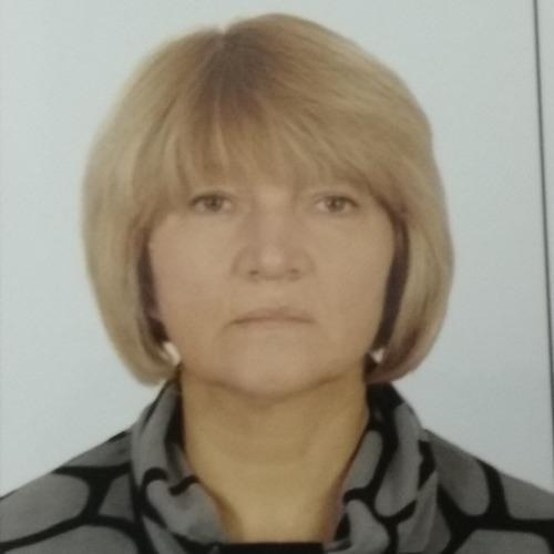 Полюхович Наталія Іванівна