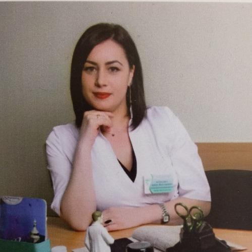 Кубаєвич Ірина Ярославівна