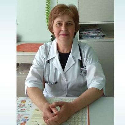 Парубоча Ольга Йосипівна
