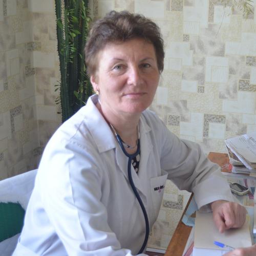 Бучківська Марія Григорівна