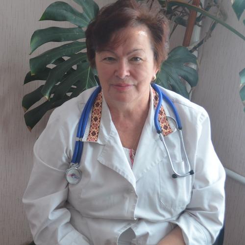 Волкова Людмила Василівна