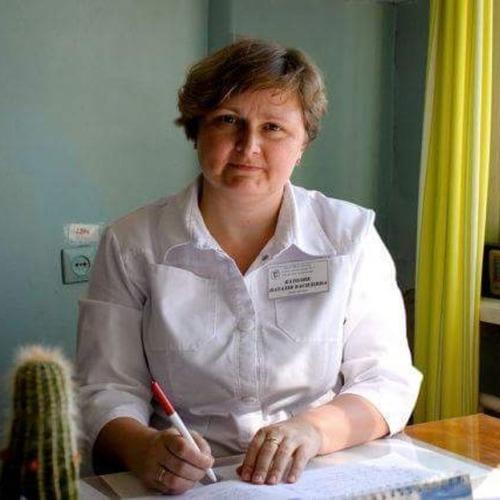Католик Наталія Василівна