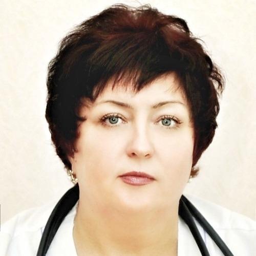 Рожкова Ольга Миколаївна