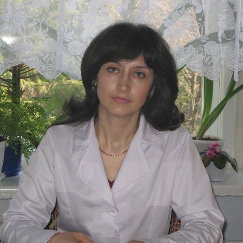 Закревська Валентина Володимирівна