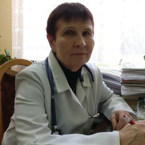 Шерепенко Ольга Степанівна