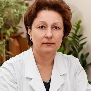 Книгиницька Валентина Василівна
