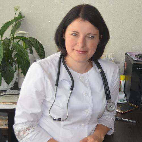 Шпаченко Марія Михайлівна