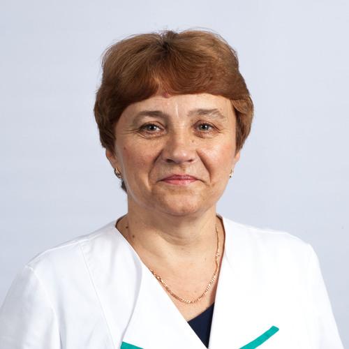 Заклевська Марія Іванівна