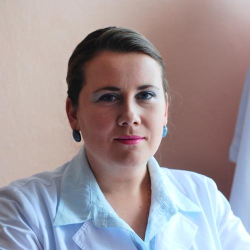Самолюк Світлана Григорівна