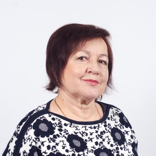 Стефанів Марія Василівна
