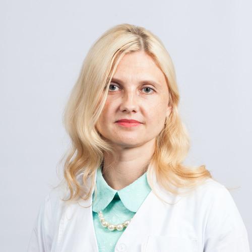 Костюк Наталія Валеріївна