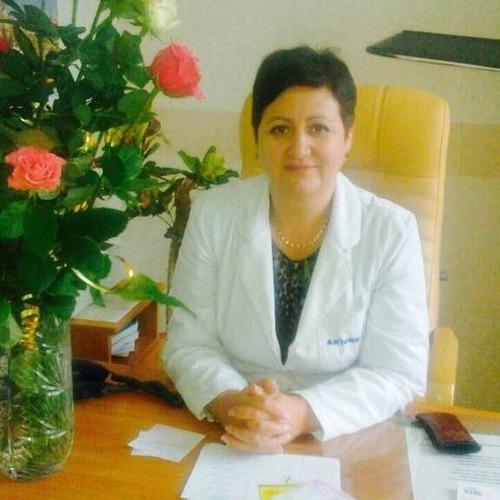 Атаманчук Марія Володимирівна