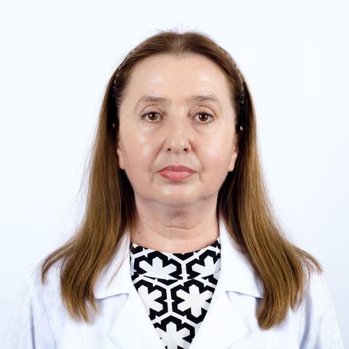 Долголенко Надія Володимирівна