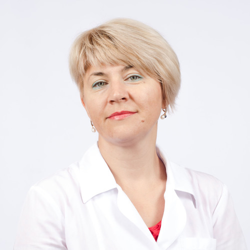 Маковська Людмила Василівна