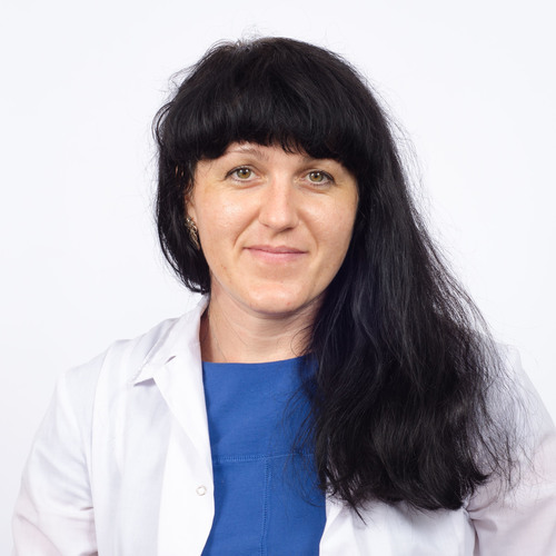 Шевчук Інна Вікторівна