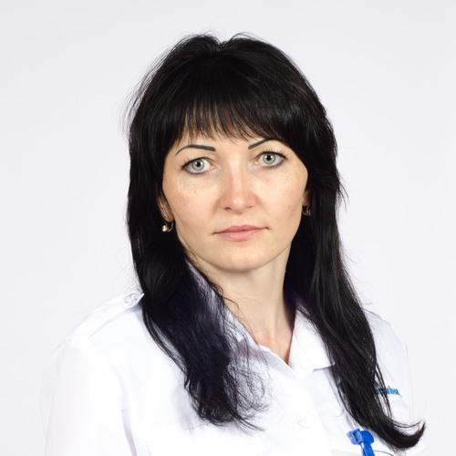 Танчук Світлана Володимирівна