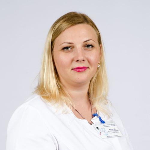 Каретна Анна Олександрівна