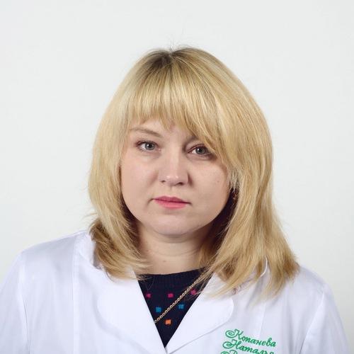 Копанєва Наталія Віталіївна