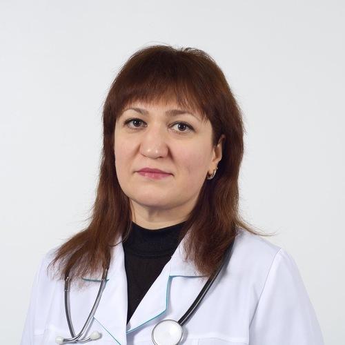 Стефанович Наталія Володимирівна