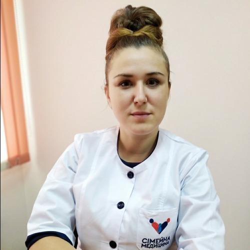 Шекера Юлія Василівна