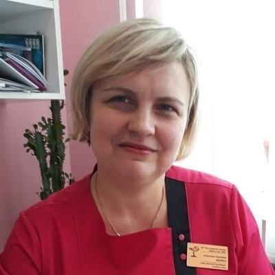Яцина Анжеліка Іванівна