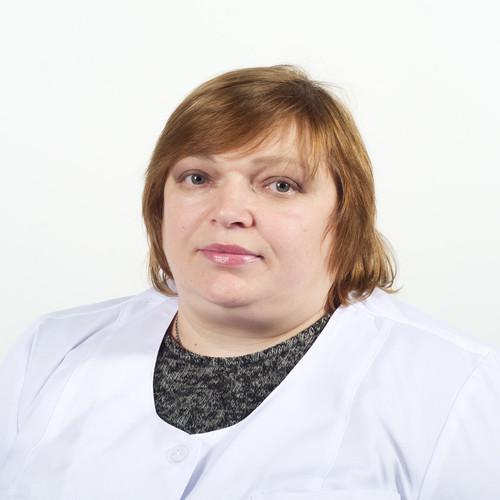 Нестерова Ірина Іванівна