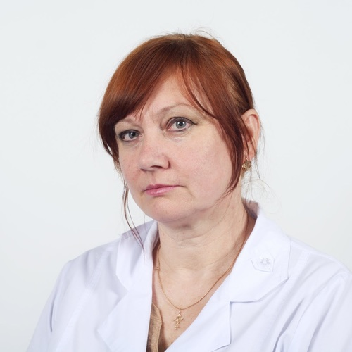 Горбань Жанна Олександрівна