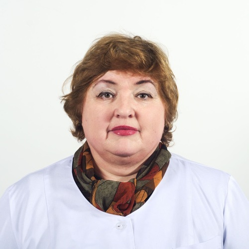Андрєєва Галина Олексіївна