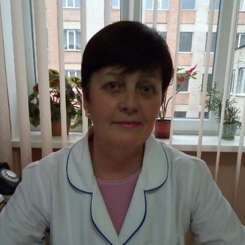 Ловшина Валентина Іванівна