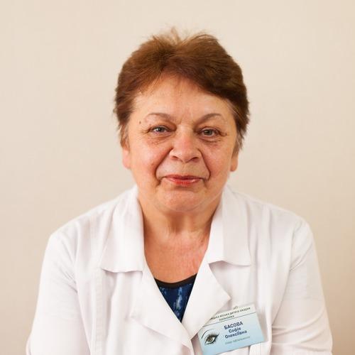 Басова Софія Олексіївна