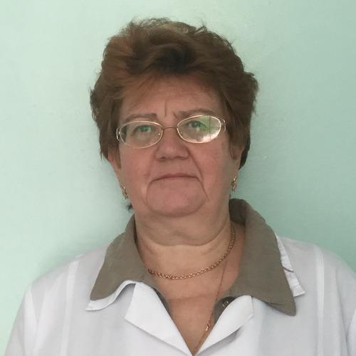 Черноусова Ірина Борисівна