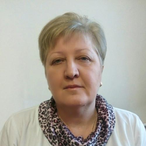 Васьків Людмила Володимирівна