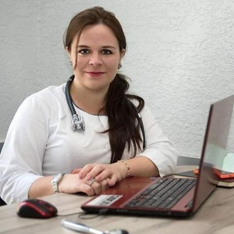 Анохіна Світлана Любомирівна