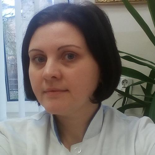 Черенова Ірина Іванівна