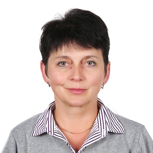 Дзюбан Марія Михайлівна