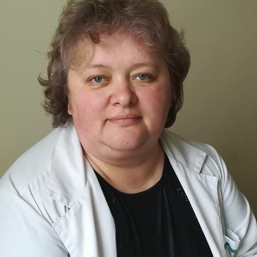 Бондар Ірина Василівна
