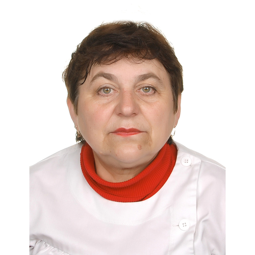 Перегінська Ольга Іванівна