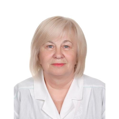 Кобринська Марія Василівна