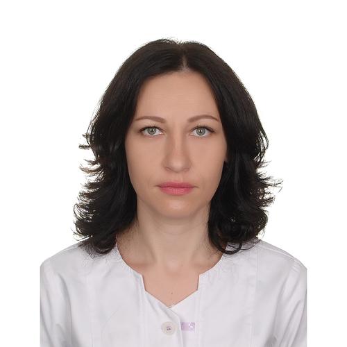 Паращук Надія Василівна