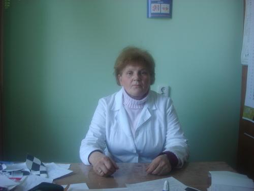 Осташ Анастасія Миколаївна