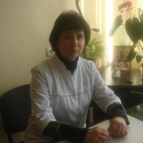 Галька Оксана Дмитрівна