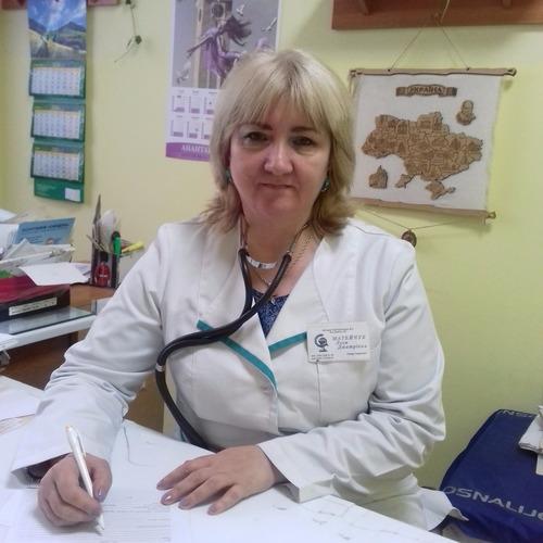 Матейчук Олександра Дмитрівна