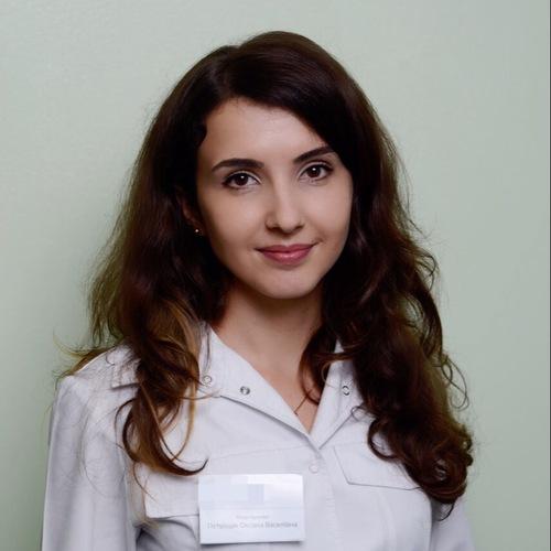 Петріщак Оксана Василівна