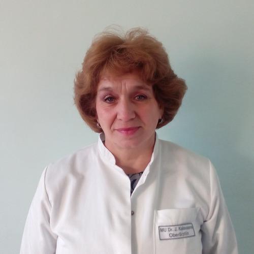 Євчук Марія Василівна